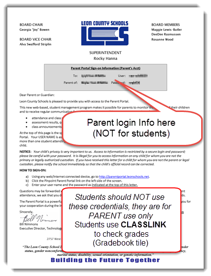 Parents & Students / Overview